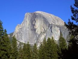 Half Dome Yosemite - Pixabay 10221047_f260